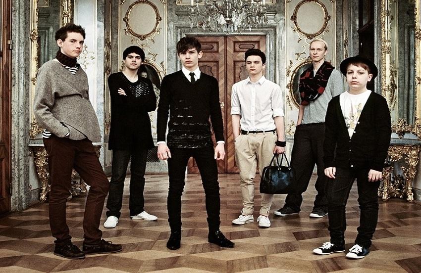 CFOO in Fashion retail (primul din dreapta)