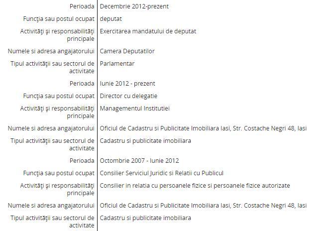 CV European